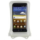 DICAPAC Waterproof Bag [WP-C10S] - White (C) - Plastik Handphone / Waterproof